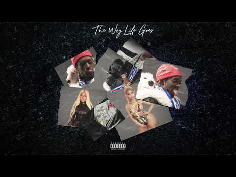 Lil Uzi Vert - The Way Life Goes (Remix Ft. Nicki Minaj)