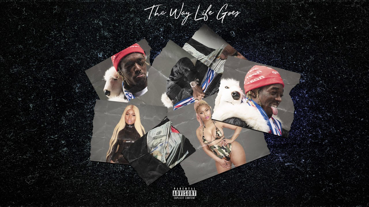 Nicki Minaj's 'The Way Life Goes (Remix)' With Lil Uzi Vert