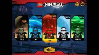 lego ninjago possession odc 4 lloyd w krlestwie chmur koniec gry