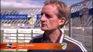 2.Spieltag RL Saison 13/14 FC Carl Zeiss Jena - VFC Plauen