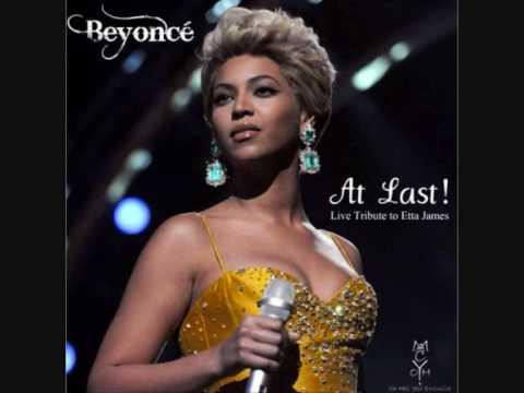 Beyonce - At last Instrumental (Etta James)