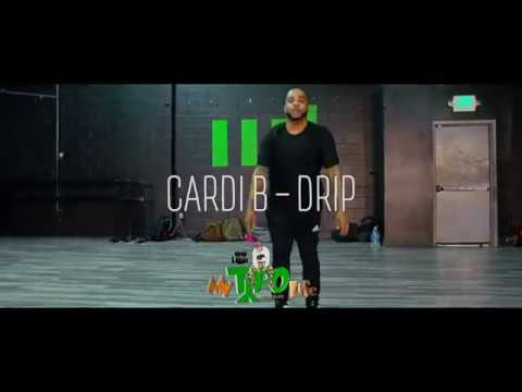 "Cardi B feat. Migos ""Drip"" Choreography by: Hollywood"
