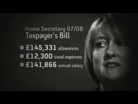 Jacqui Smith in Expenses Row