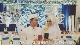 (VLOG 18) AJI DAN AINA WEDDING