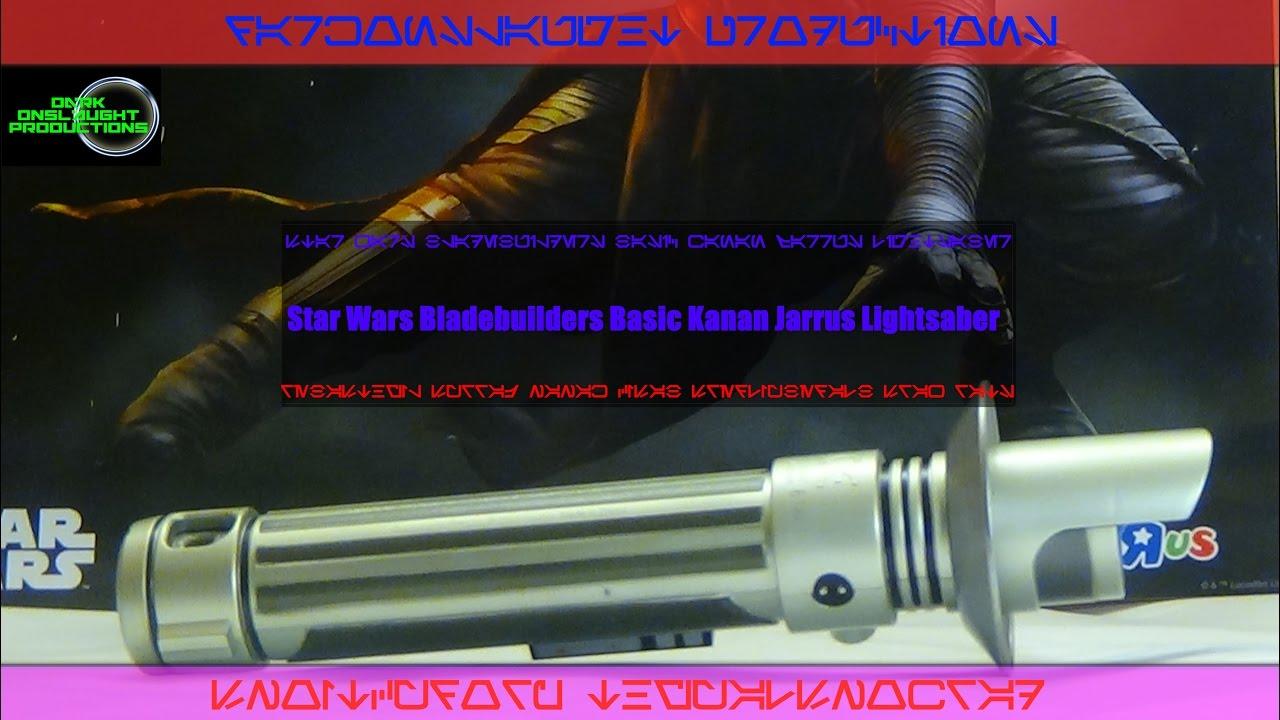 Sonstige Star s Kanan Jarrus Electronic Lightsaber Toy
