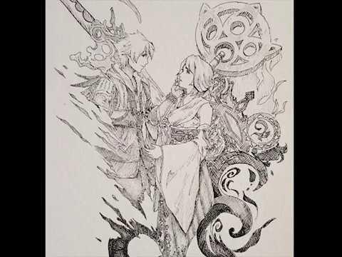 Inktober Day 8 Tidus And Yuna Final Fantasy X Youtube