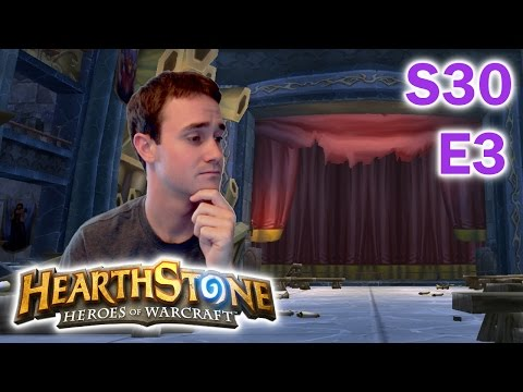Hearthstone: S30:E3 - The Road to the Opera (Standard)