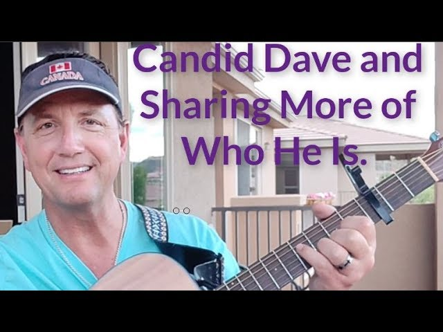 Dave Playing Guitar, Talking About Mormonism and His Life.