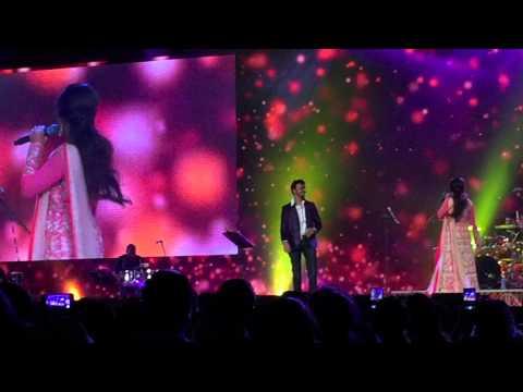 Shreya Ghosal - Singapore 2014 - Manwa Lage