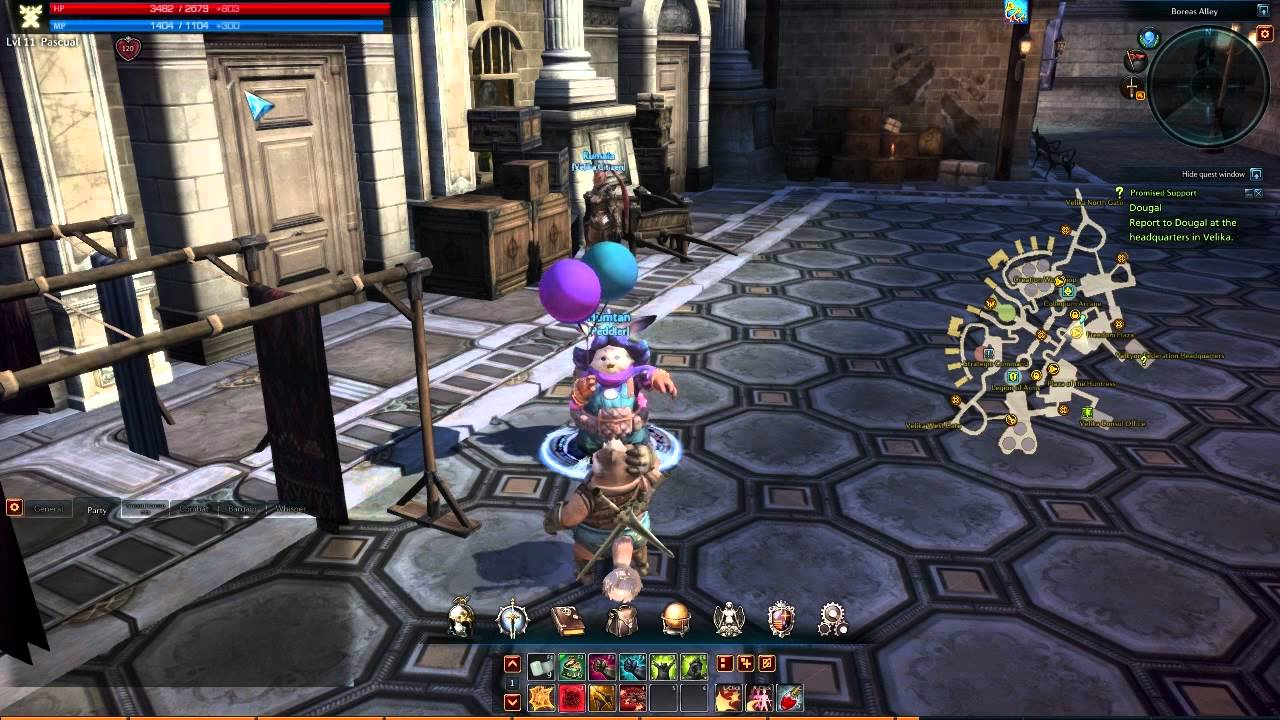 Tera Online City Tour Of Velika - Youtube-5333