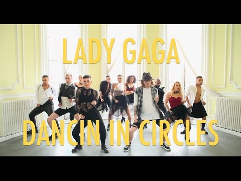 LADY GAGA - Dancing In Circles Cover - Christina Andrea & the #XSQUAD