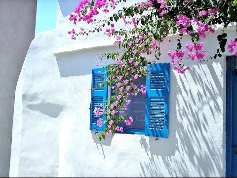 Purple Flower Villa   Sifnos Island  Greece 2016 2'