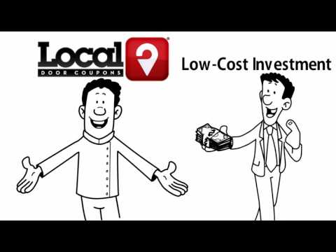 Local Door Coupons Franchise Opportunity!