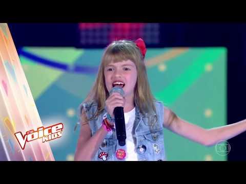 Tita Stoll canta &39;I Want To Break Free&39; -  – The Voice Kids Brasil  4ª Temporada