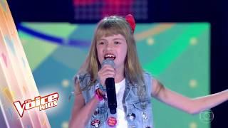 Tita Stoll canta 'I Want To Break Free' -  – The Voice Kids Brasil | 4ª Temporada