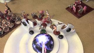 Warhammer 40,000 Battle Report : Imperial Armour Renegade Imperial Guard vs Dark Eldar