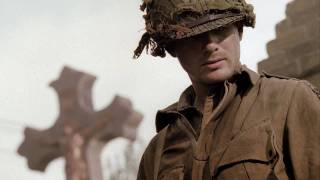 Band Of Brothers Theme | Long Version (HD Pictures)