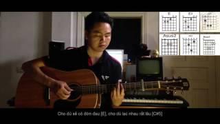 Yêu và Yêu - Erik St.319 | Hợp âm guitar | Thế Acoustic.