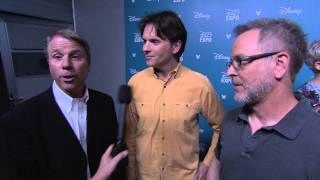 D23 Expo Interview With Clark Spencer, Rich Moore And Byron Howard (Zootopia)