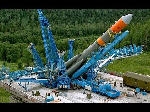 Первый удачный запуск ракеты с космодрома Восточный, Амурская область