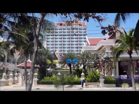 Hotel Grand Pacific Sovereign - Cha-am - Thailand