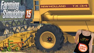 Newholland TX34: http://www.modhoster.de/mods/new-holland-tx34 Map: http://www.modhoster.de/mods/old-streams-map  Do you have a youtube channel? Probably this can interest you http://www.freedom.tm/via/FarmingTv  https://www.facebook.com/farmingtv http://