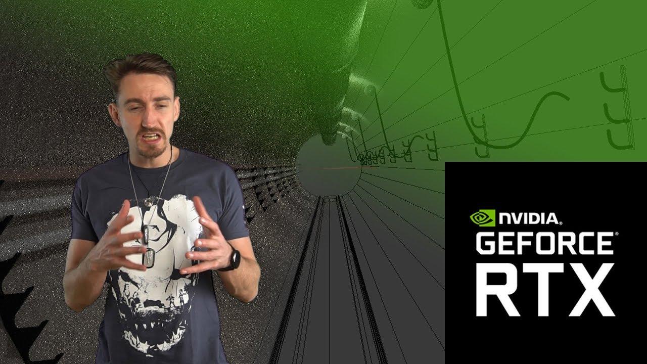 214f6e90b Jak funguje Raytracing v RTX Nvidia - YouTube