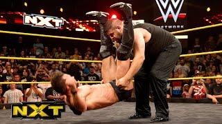 Kevin Owens attacks Finn Bálor: WWE NXT, Aug. 12, 2015