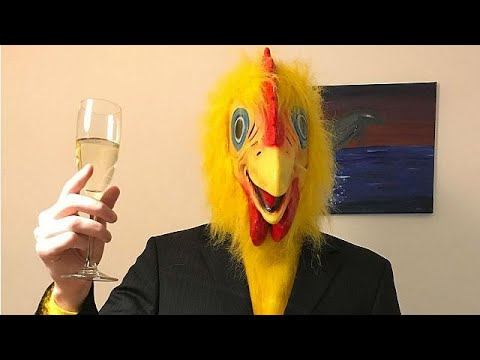 Could a man in a chicken costume be voted into the Hungarian Parliament?