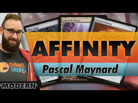 Affinity - Modern | Channel Pascal
