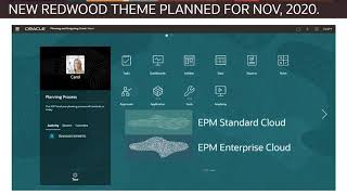 Overview: Preview Cloud EPM's new Redwood Theme video thumbnail