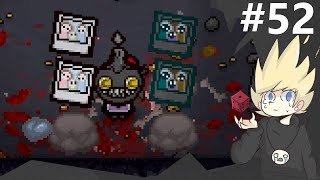 THE HOST CHALLENGE - Zagrajmy w The Binding Of Isaac: Afterbirth + #52
