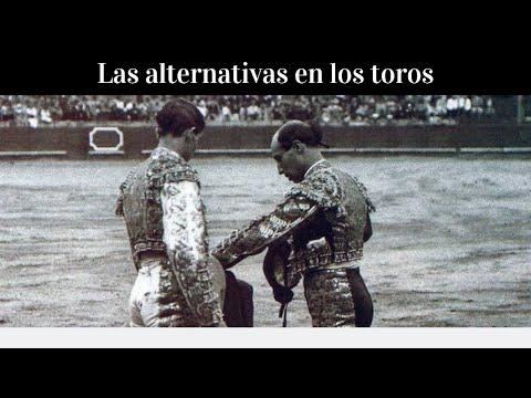 las-alternativas-en-los-toros