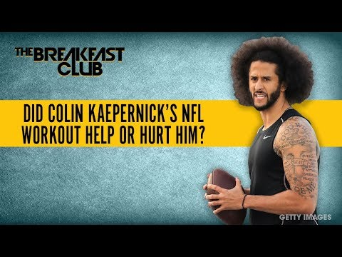 Open Mike - Stan Van Gundy Sides with Colin Kaepernick on Workout Situation