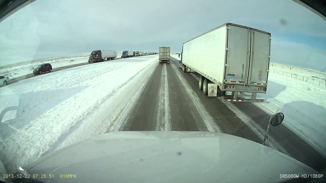 Winter safety tips for truck drivers - Winter Safety Tips For Truck Drivers 82