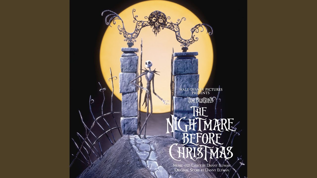 opening the nightmare before christmas