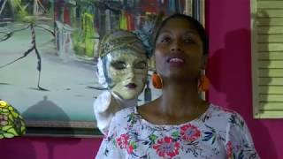Leila BRED: la nouvelle star en Guadeloupe