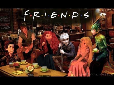 The Big Four - Friends Crack