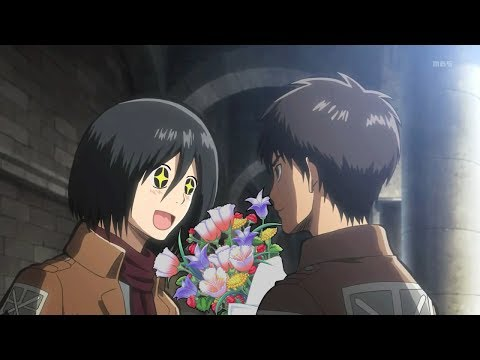 AMV - Oops, Eren did it again