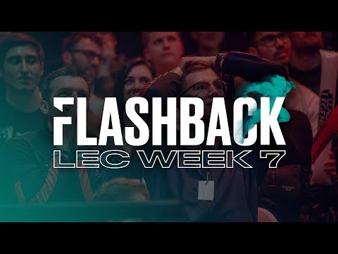 FLASHBACK|LEC 2019 Spring Split Week 7