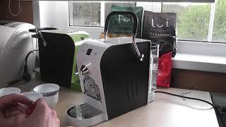 Капсульные кофемашины Lui (Луи): отзыв и краткий обзор