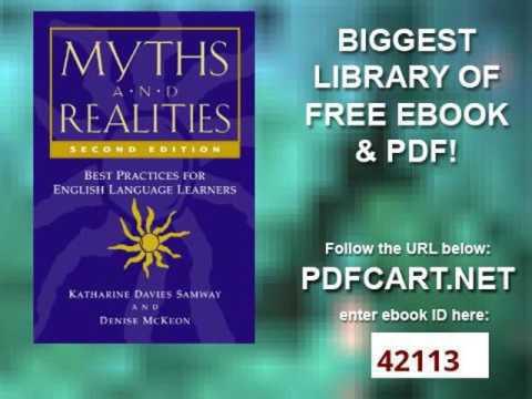 Language Myths Pdf