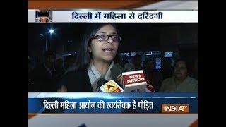 Woman beaten, paraded naked by liquor mafia in Delhi