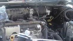 Cold Air Intake Install  (09 Nissan Altima)