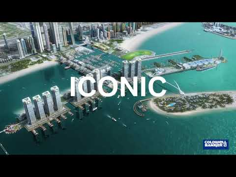 Waterfront Residences at Dubai Harbour - Unique Development by Emaar