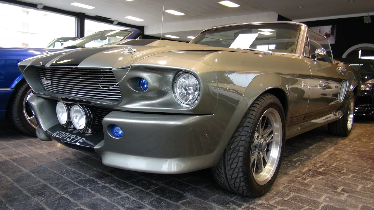 Ford Mustang 1967 Eleanor Youtube