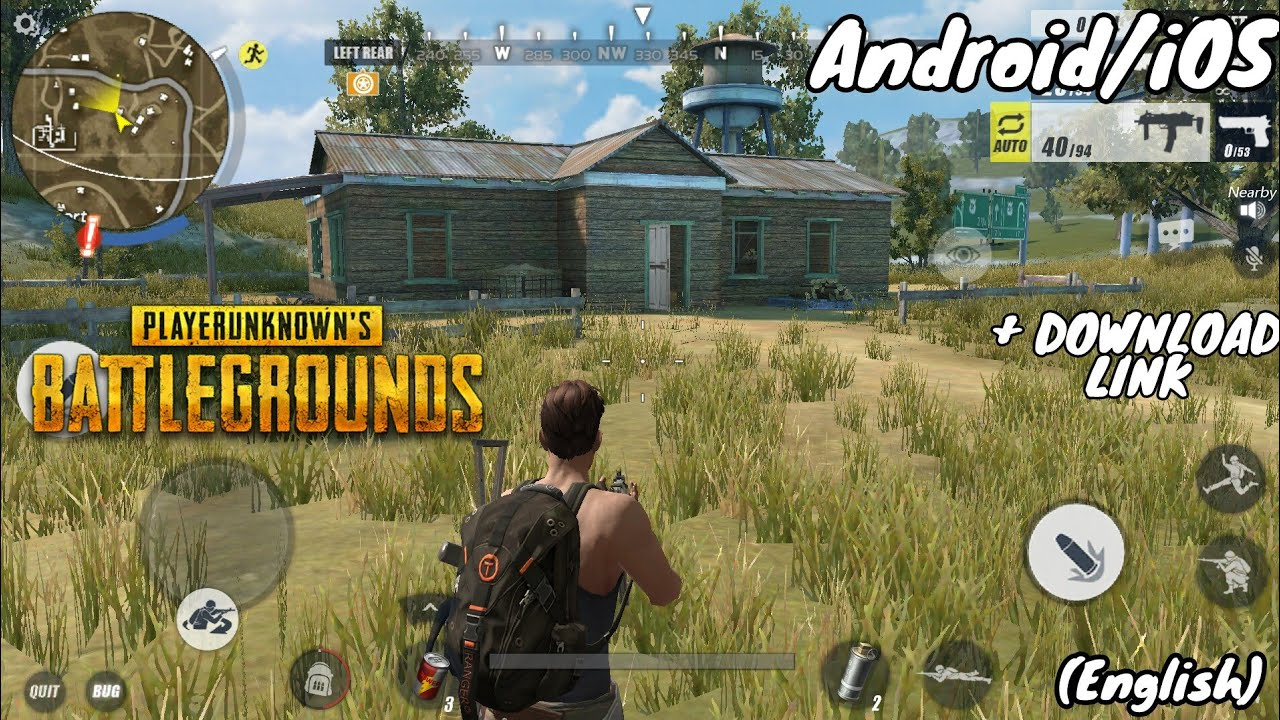 Top 5 Games Like Pubg For Android Ios Playerunknown S Battlegrounds Youtube