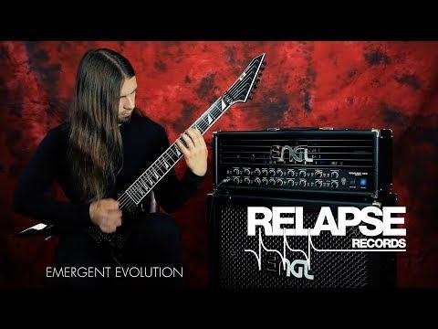 OBSCURA - Emergent Evolution (Steffen Kummerer Guitar Playthrough)