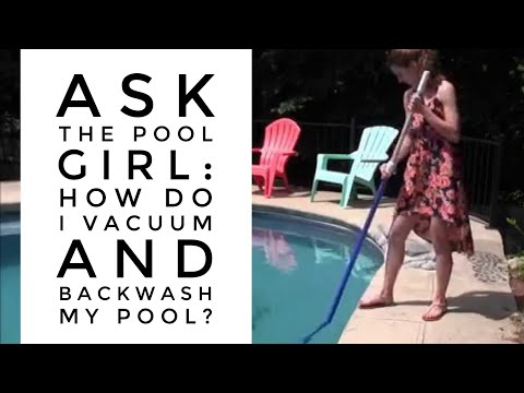 Ask the Pool Guy: How to Vacuum and...