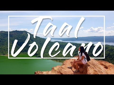 A Guide to Hiking Taal Volcano (Cinematic Vlog)